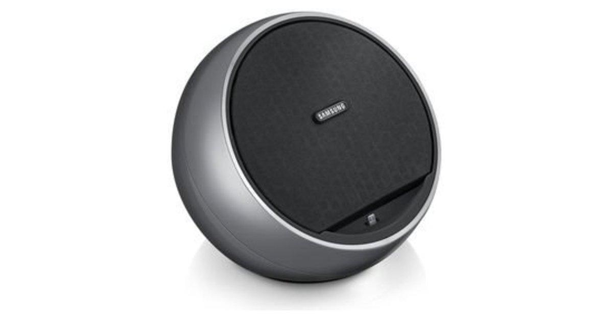 samsung esp 30 audio dock kann bei amazon vorbestellt werden giga. Black Bedroom Furniture Sets. Home Design Ideas