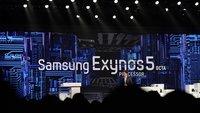 Exynos 5 Octa: Samsungs Achtkern-Prozessor enthüllt [CES 2013]