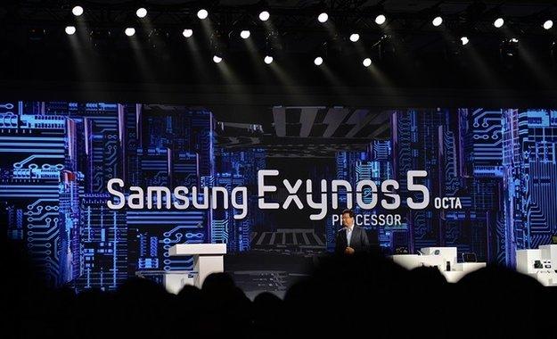 Exynos 5: Samsung kündigt neue Version des Octacore-SoC an