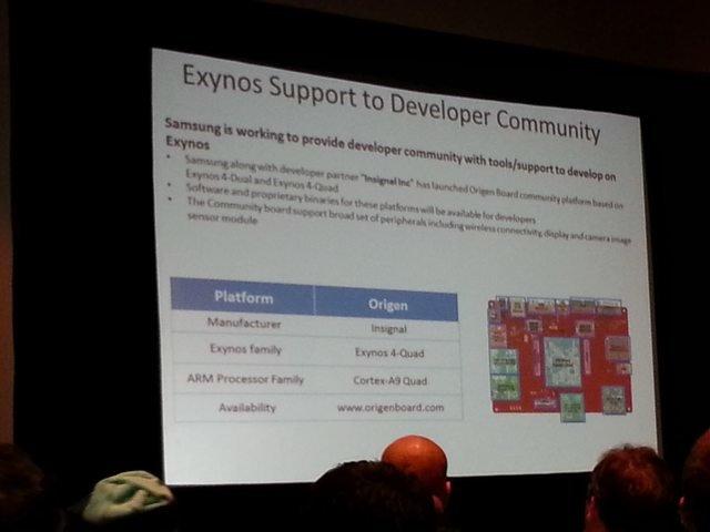 Samsung Exynos: Quellcode-Herausgabe angekündigt