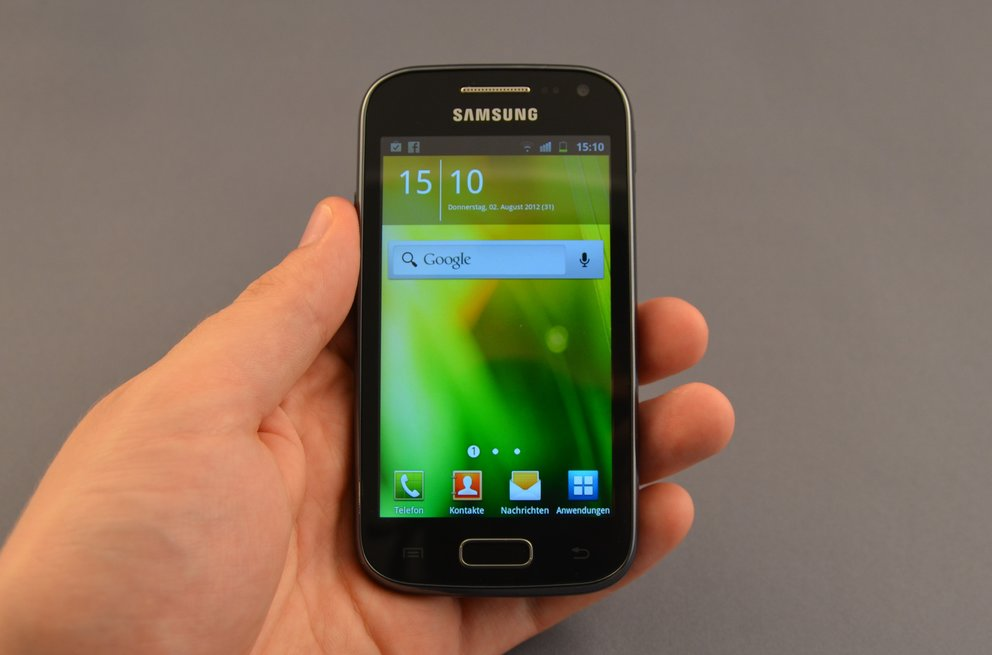 Samsung Galaxy Ace 2 im Test: Kleines Handy, ganz groß?