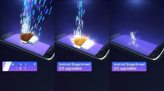 Samsung Galaxy Ace 2: Ice Cream Sandwich-Update bestätigt