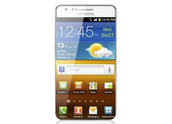 Samsung Galaxy B: Smartphone mit randlosem AMOLED-Display?