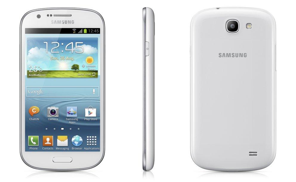 Samsung Galaxy Express: Mittelklasse-Smartphone mit LTE lieferbar