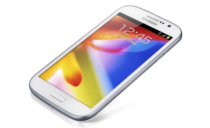 Samsung Galaxy Grand: Pixeliges Mittelklasse-Smartphone XL