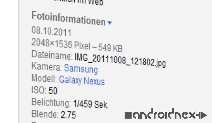Nexus Prime: Bilder deuten auf Namen Samsung Galaxy Nexus hin [EXKLUSIV]