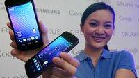 Galaxy Nexus: Multitouch-Bug sorgt für Frust beim Spielen