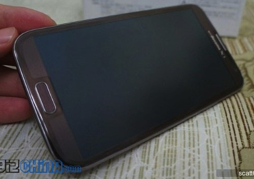 samsung galaxy note 2 braun leak