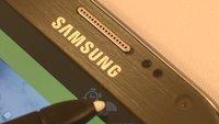 Samsung Galaxy Note 3: Release noch im September, Galaxy Gear im Oktober [Gerücht]