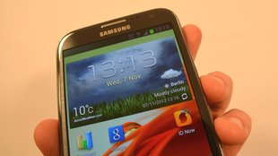 Samsung Galaxy Note 2: Android 4.3-Update rollt aus