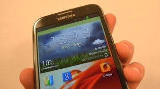 Samsung Galaxy Note 2: Update auf Android 5.0 Lollipop laut Hersteller auch für 2012er Phablet