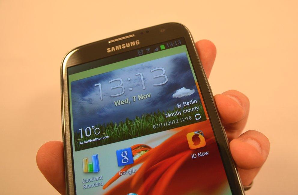 Samsung Galaxy Note 2: Update auf Android 5.0 kommt doch – zumindest in einigen Regionen