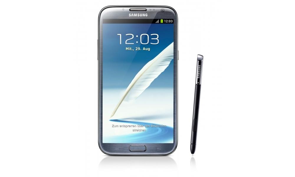Samsung Galaxy Note 2: Jetzt in Deutschland lieferbar