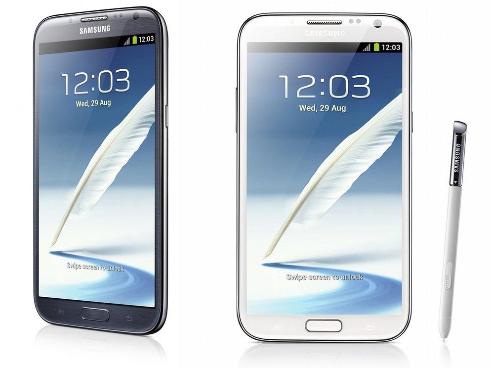 Galaxy Note 2: Hands-On von Samsung, SDK veröffentlicht, UVP steht fest