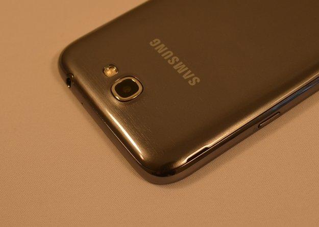 Samsung Galaxy Note 3: Doch ohne optischen Bildstabilisator?