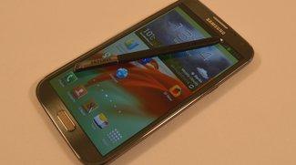 Samsung Galaxy Note 2: Android 4.3-Update in den Startlöchern