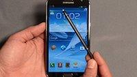 Samsung Galaxy Note 2: Gerüchte um Plus-Modell mit Snapdragon 600