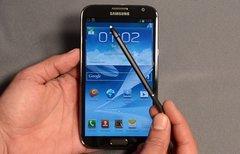 Samsung Galaxy Note 2 und S4...