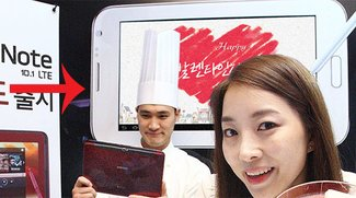 """Samsung Galaxy Note 8: Neues Tablet """"versehentlich"""" auf Event geleakt"""
