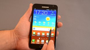 Samsung Galaxy Note: Ice Cream Sandwich-Update verspätet sich