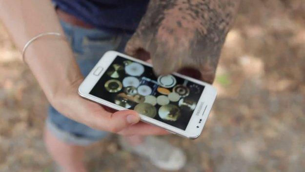 Samsung Galaxy Note: 5 Millionen Geräte verkauft, 1 Elefant zufrieden