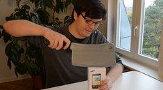 Samsung Galaxy Note: Das Smartlet im Unboxing-Video