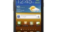 Samsung Galaxy R: S2-Bruder mit SLCD kommt nach Großbritannien