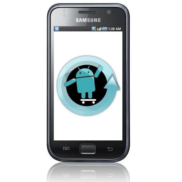 CyanogenMod: Beta für Samsung Galaxy S zum Download verfügbar