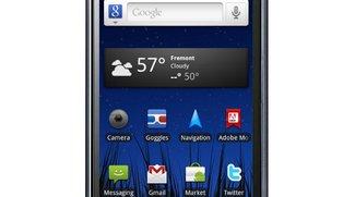 "Samsung Galaxy S: Erste Android 2.3 ""Gingerbread""-Firmware geleakt [5. UPDATE]"
