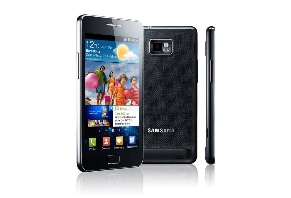 Samsung Galaxy S2: für 1 Euro und 29 Euro/Monat im Vodafone-Tarif [Deal]