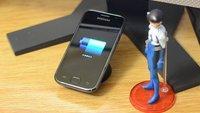 Samsung Galaxy S: Kabellos Laden per Hardware-Mod