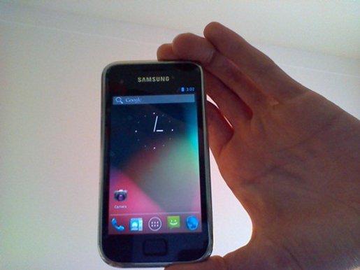 Samsung Galaxy S: Jelly Bean dank inoffizieller CM10-Portierung verfügbar