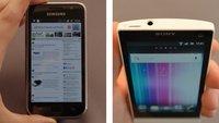 Amazon-Blitzangebote: Heute mit Samsung Galaxy S Plus, Sony Xperia S [Deal]