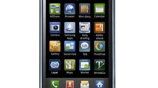 Samsung Galaxy S: Froyo-Update per Kies verfügbar