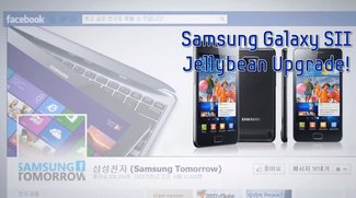 Samsung Galaxy S2: Jelly Bean-Rollout in Korea mit Erklärbär-Video