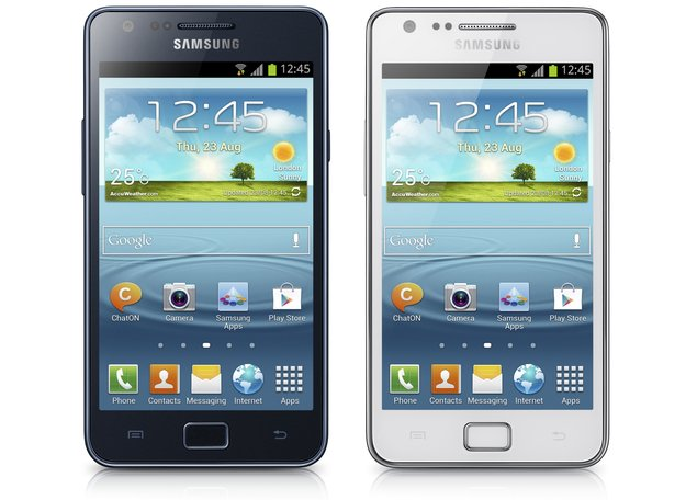 Samsung Galaxy S2 Plus: Neue Variante des Klassikers vorgestellt