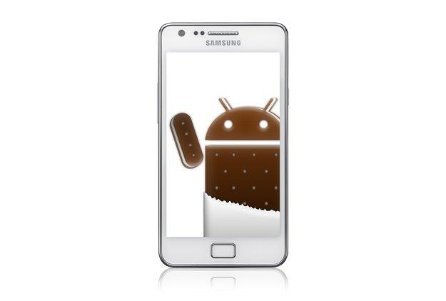 Samsung Galaxy S2: ICS-Update ab sofort für Telekom-Geräte
