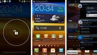 Samsung Galaxy S II: Ice Cream Sandwich-Firmware XXLPB verfügbar