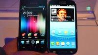 Samsung Galaxy S3: PenTile-Matrix für längere Display-Haltbarkeit