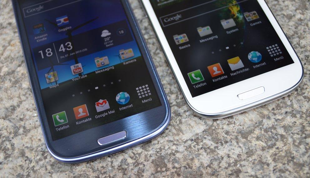 Samsung Galaxy S3: 64 GB-Version auf Eis gelegt? [Update: Samsung dementiert]