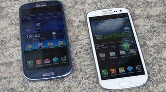 Samsung Galaxy S3: Android 4.3-Update wegen gravierender Probleme gestoppt