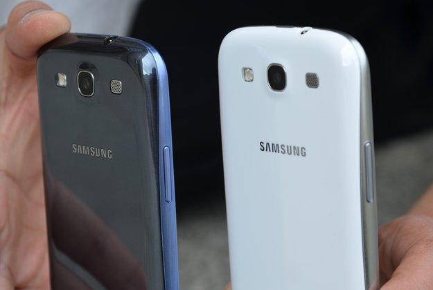 Samsung Galaxy S3: Update auf XXEMG4 (Android 4.1.2) für Deutschland, Österreich, Schweiz