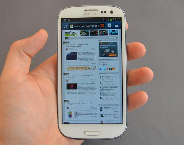 Samsung Galaxy S3: Android 4.4 KitKat-Update soll doch kommen, Rollout noch im März