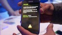Samsung Galaxy S3: Bereits gerootet