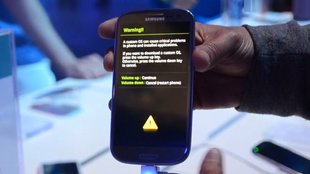 Samsung Galaxy S3: Download-Modus funktioniert [EXKLUSIV]