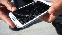 Samsung Galaxy S3: Neuer Falltest-Vergleich mit iPhone 4S