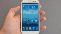 Samsung Galaxy S3: Erste Android 4.3-Firmware I9300XXUGMJ9 geleakt