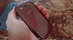 """Samsung Galaxy S3: Rote Version """"Garnet Red"""" zeigt sich in den USA"""
