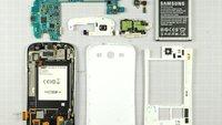 Samsung Galaxy S3: iPhone 4S-Kamerasensor im Inneren entdeckt