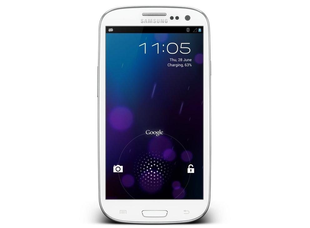 Samsung Galaxy S3: Jelly Bean per CyanogenMod 10 fast fertig